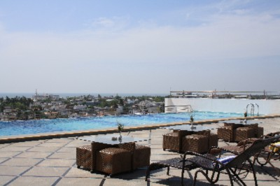 Roof Top Swimming Pool 9 of 12
