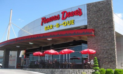 Famous Dave\'s Bbq -Adjacent 19 of 24