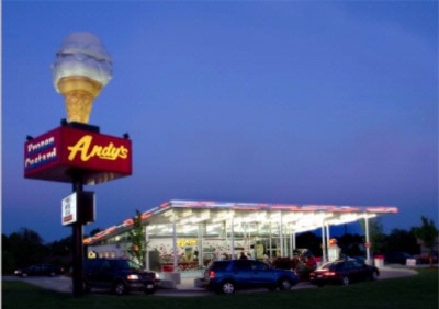 Andys\' Frozen Custard -Adjacent 20 of 24