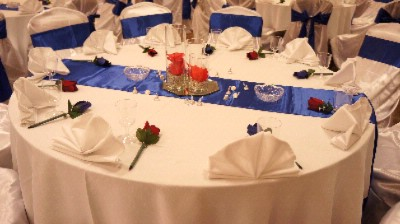 Sample -Semi-Formal Wedding Set Up 11 of 15