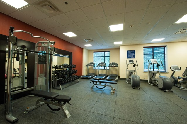 Our Large Fitness Room Is Well Equipped With State Of The Art Equipment To Help You Maintain Your Health Regime While On The Road. 6 of 9