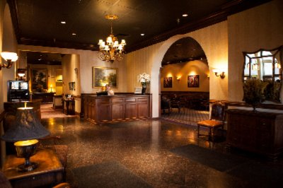 Lobby At The Blennerhassett 8 of 21
