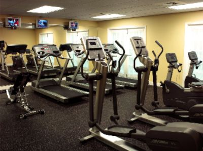 Fitness Room At The Blennerhassett 9 of 21