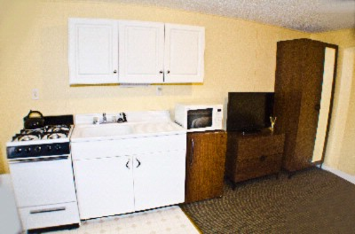 Extended Stay Kitchenette 5 of 15