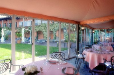 Restaurant Principe Leopoldo Gazebo 12 of 26