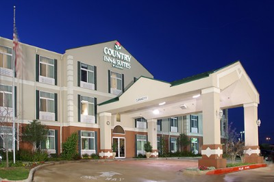 Country Inn & Suites by Carlson Austin North Hotel Entrance