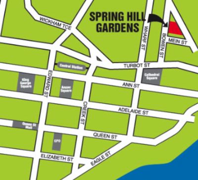 Spring Hill Map 11 of 11