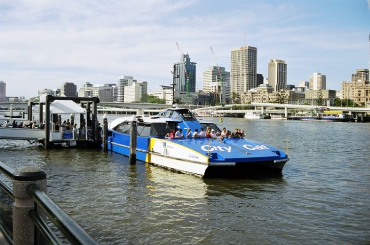 Brisbane River Ferries 7 of 10