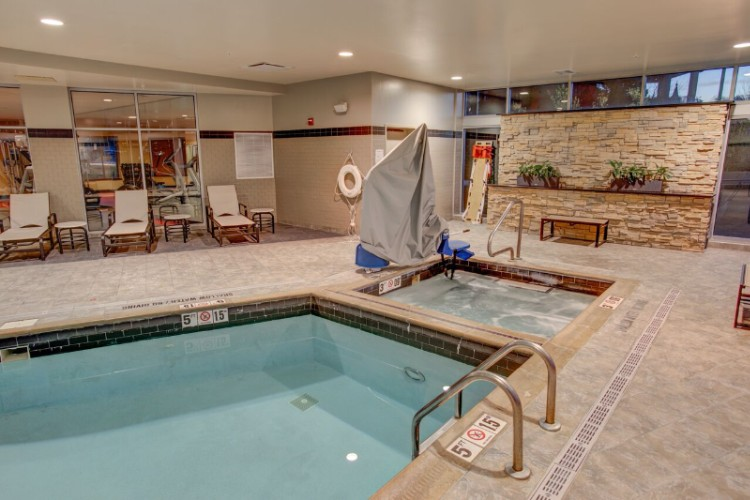 Indoor Pool And Whirlpool 4 of 12