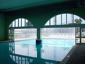 Indoor/outdoor Pool 6 of 10