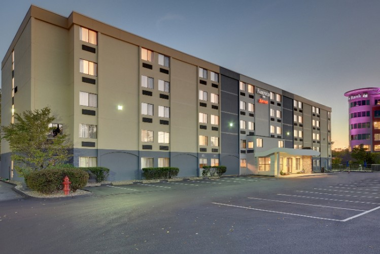 Fairfield Inn Boston Woburn / Burlington 1 of 15