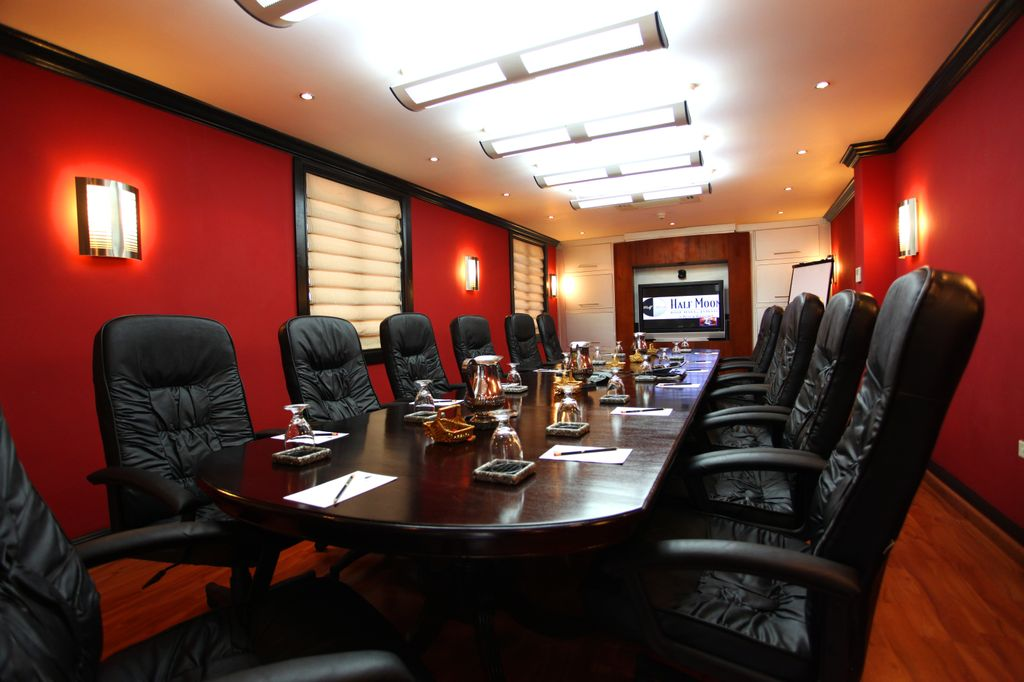 Half Moon Boardroom- With Video-conferencing 13 of 28