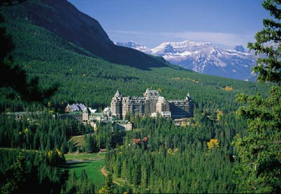 The Fairmont Banff Springs Exterior 2 of 11