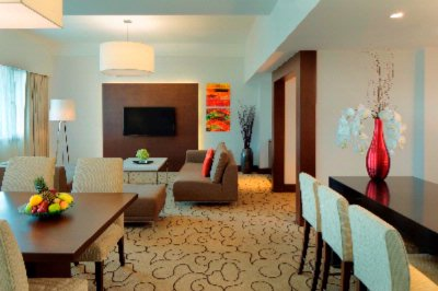 Premier Suite Lounge Offers A Dining Table For Up To Eight People As Well As Laptop/projector Connectivity And A Pull-Down Screen. The Living Room Includes A Large Lounge Area A Full Kitchen With A Breakfast Counter A Refrigerator And A Cook-Top. 14 of 19