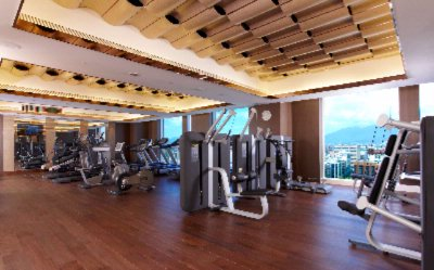 Okura Health Club Gym 22 of 23