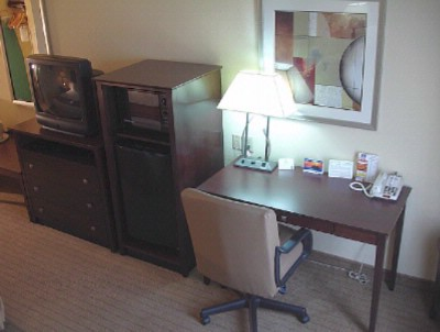 Microfridge In All Rooms 4 of 7