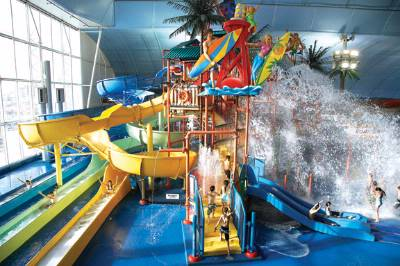 Fallsview Indoor Waterpark -Worlds 6th Largest Indoor Waterpark 16 of 16