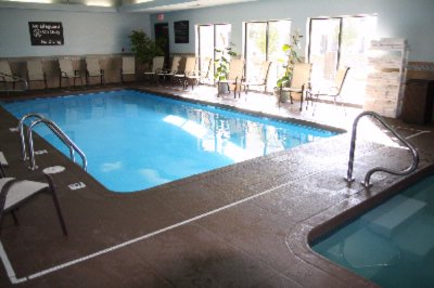 Heated Indoor Pool And Spa 5 of 9