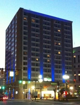 Holiday Inn Express & Suites Downtown Detroit 1 of 19