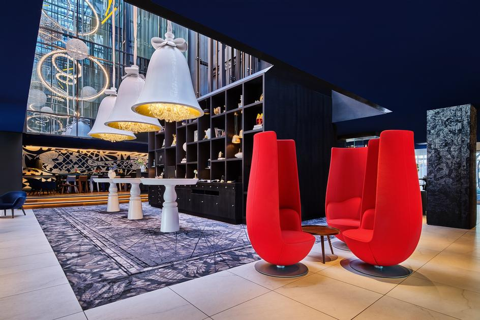 Andaz Amsterdam Prinsengracht a Concept by Hyatt 1 of 12