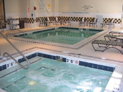 Indoor Pool & Spa 5 of 8
