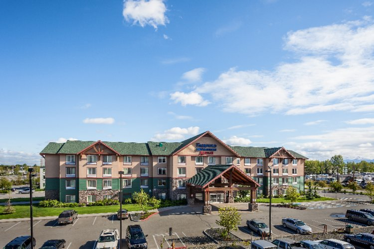 Fairfield Inn & Suites by Marriott Anchorage 1 of 13
