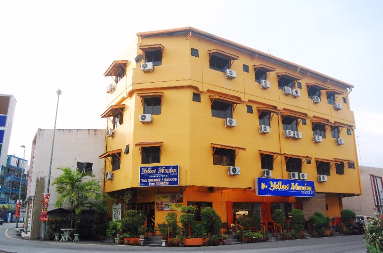 Yellow Mansion Hotel