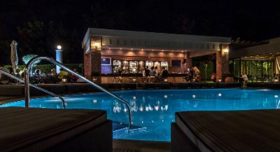 Pool Bar By Night 9 of 12