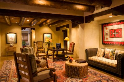 Hacienda Lobby 11 of 19