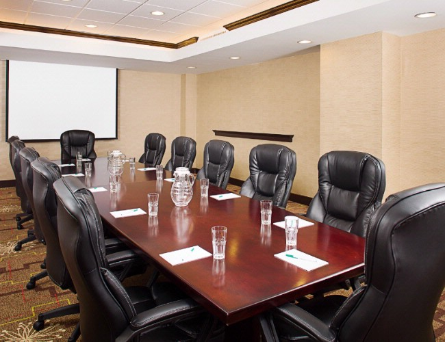 6 Boardroom Style Rooms Available 8 of 16