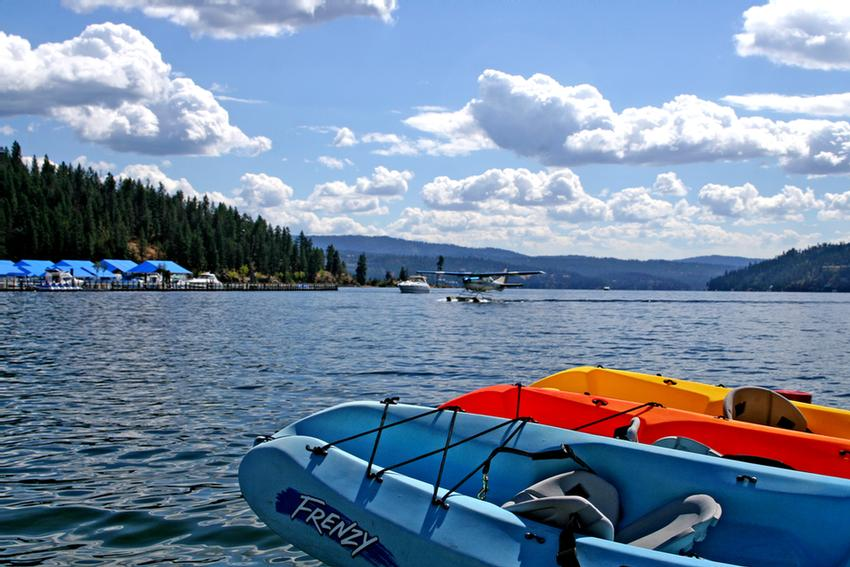 Lake Coeur D\'alene 16 of 22