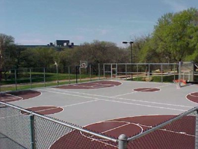 Basketball Courts 15 of 15