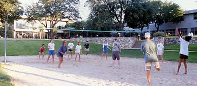 Sand Volleyball Court 6 of 15