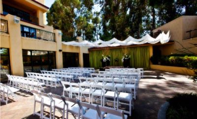 Wedding Ceremony Courtyard 5 of 16