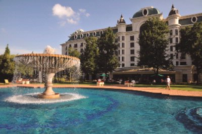 D\'oreale Grande Hotel Pool At Emperors Palace 3 of 6