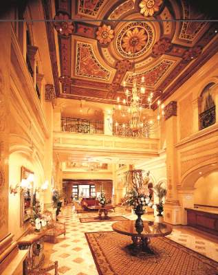 D\'oreale Grande Hotel Lobby At Emperors Palace 4 of 6