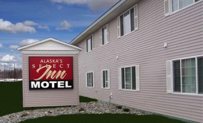Alaskas Select Inn Wasilla 3451 East Palmdale Dr Ak 99654