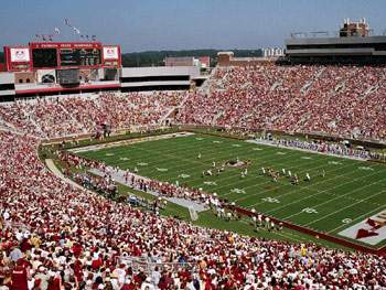 Fsu-Doak Campbell Stadium 11 of 11