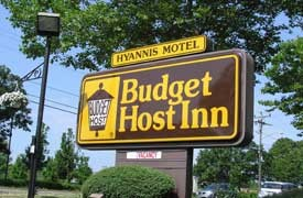 Image of Budget Host Inn Hyannis Motel