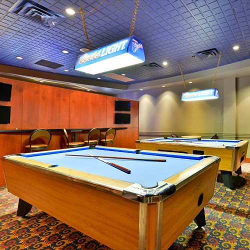 Complimentary Pool Tables In Our Lounge 15 of 31