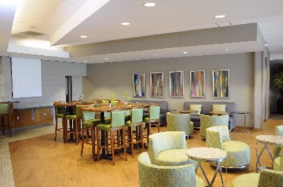 Spurrier\'s Bar Seating Area 5 of 15