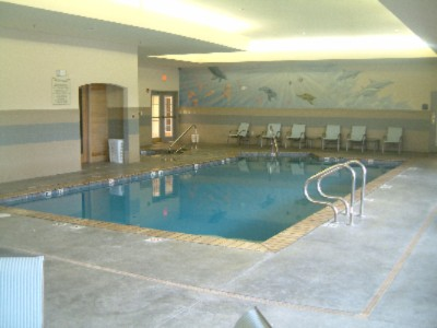 Indoor Swimming Pool With Sauna And Whirlpool 4 of 9
