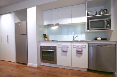Self Contained Kitchen -In 1 & 2 Bed Apmts Only 4 of 6
