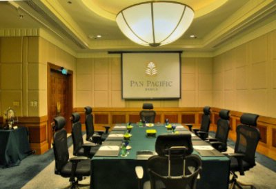Pan Pacific Manila -Boardroom 12 of 24