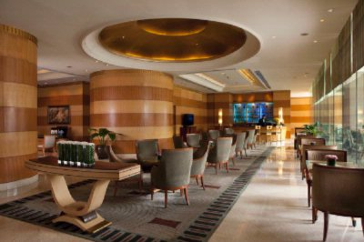 Pan Pacific Manila -Lobby Lounge 13 of 24