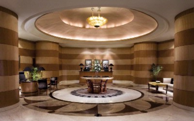 Pan Pacific Manila -Lobby 4 of 24