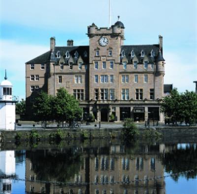 Malmaison Edinburgh Hotel 1 Tower Place Leith Eh67db