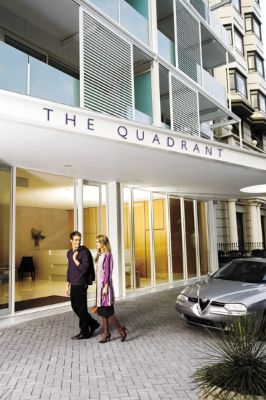 The Quadrant Hotel Auckland 1 of 7