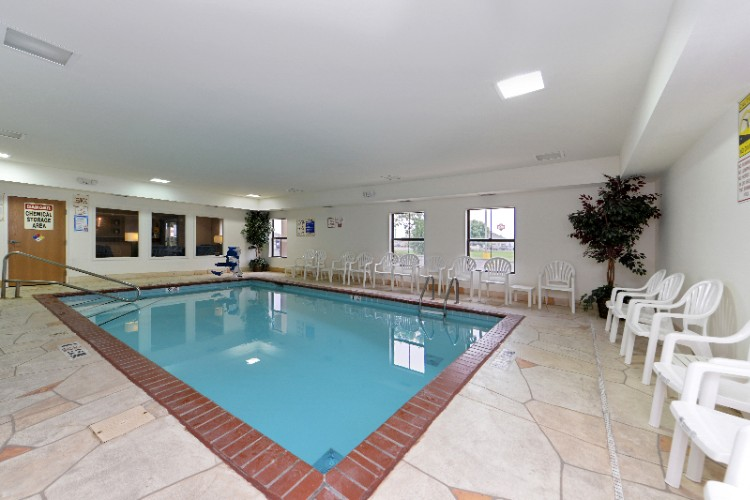 Indoor Heated Pool 25 of 29