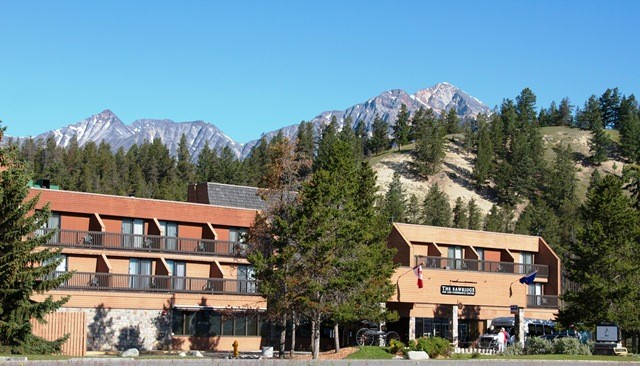 Sawridge Inn Jasper 1 of 10